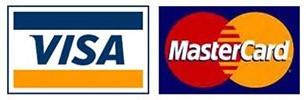 Логотип Visa, Mastercard