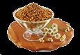 Сосуд с пыльцой цветочной