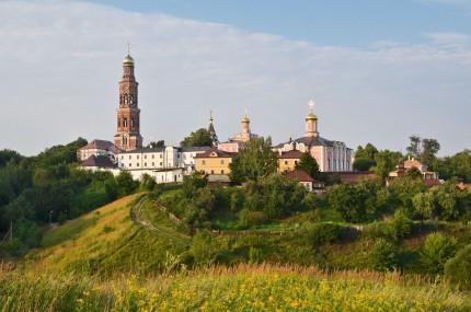 монастырь Иоанна-Богословского