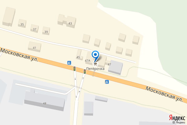 Истра, микрорайон Полево, Московская улица, 47А, ТЦ Жемчужина