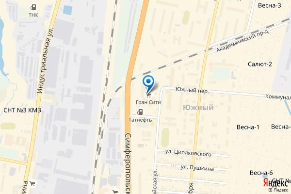 Климовск, Симферопольская улица, 35, ТЦ Гран Сити